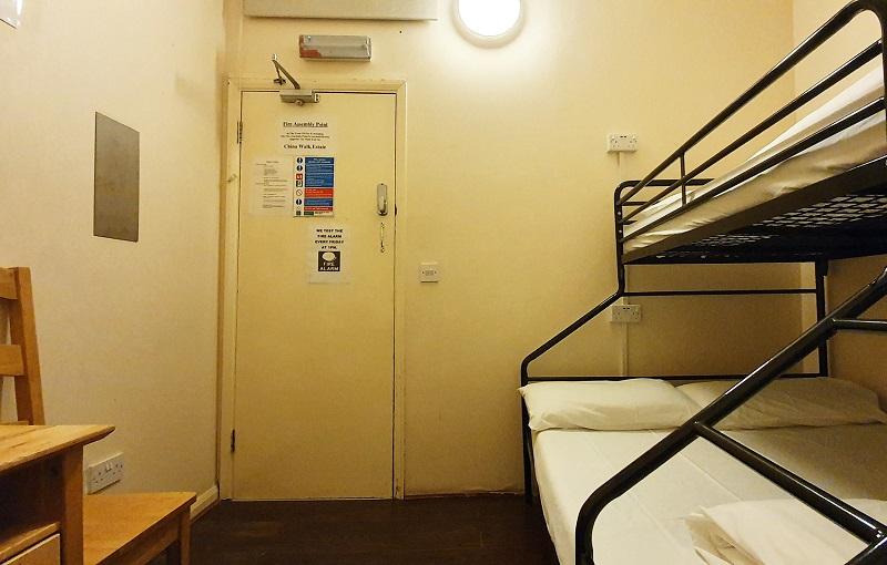 Private room hotel in Lambeth North